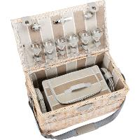Picknickmand 6 personen Chinon