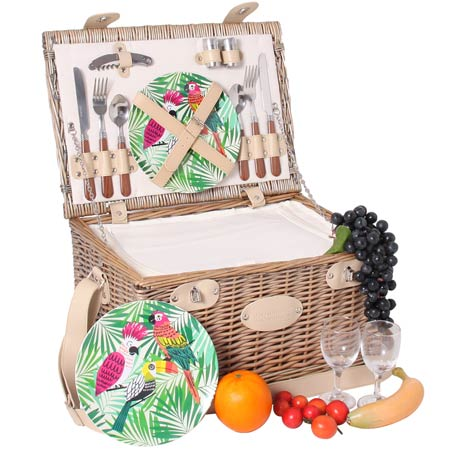 "Picknickmand voor 2 personen ""Bel Air"