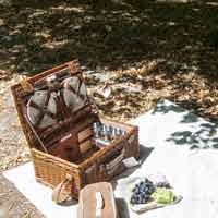 Picknickmand 4 personen Palais Royal